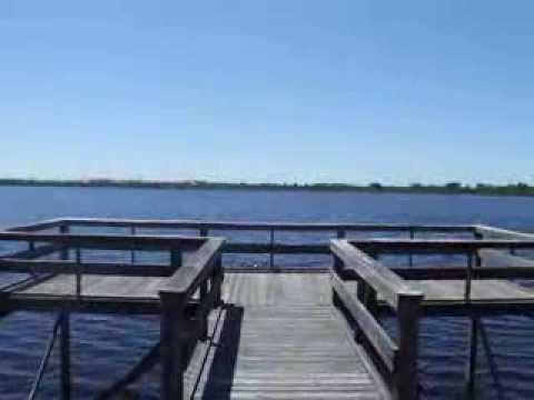 Tower Lake Fishing Dock