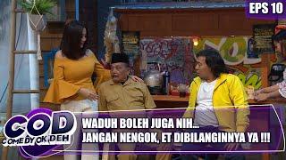 Wowwww... Pak RW Kaga Mau Nengok Kekomeng, Maunya Ketante Erni Terus??? | COMEDY OK DEH