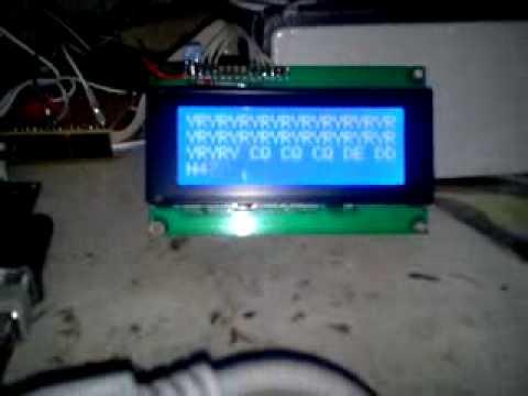 Rtty arduino