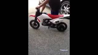 Video Razor dirt bike made into gas with predator 79cc engine download MP3, 3GP, MP4, WEBM, AVI, FLV Oktober 2018