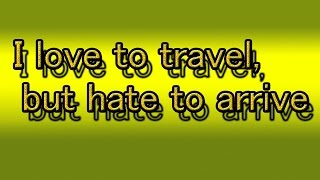 """top quotes : """"Travel far enough, you meet yourself."""" my top 10 travel quotes"""
