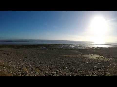 Gopro, 4k, Annan, Eastriggs, Gretna, Solway Estuary, Coast, SW Scotland