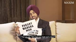 Learn Punjabi Slang With Diljit Dosanjh