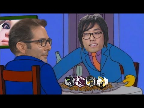 Steamed Hams but it's Michael Chu delivering Overwatch lore