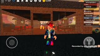 How to get to the crunchy crustacean in ROBLOX work at a pizza place 🍔🍔🍕🍕
