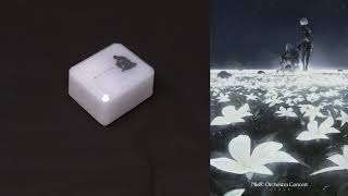 "NieR ""Kaine / Salvation"" Music Box ニーア レプリカント <カイネ/救済> オルゴール"
