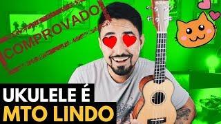 Baixar TODAS AS MÚSICAS FICAM LINDAS NO UKULELE! por Tiago Contieri