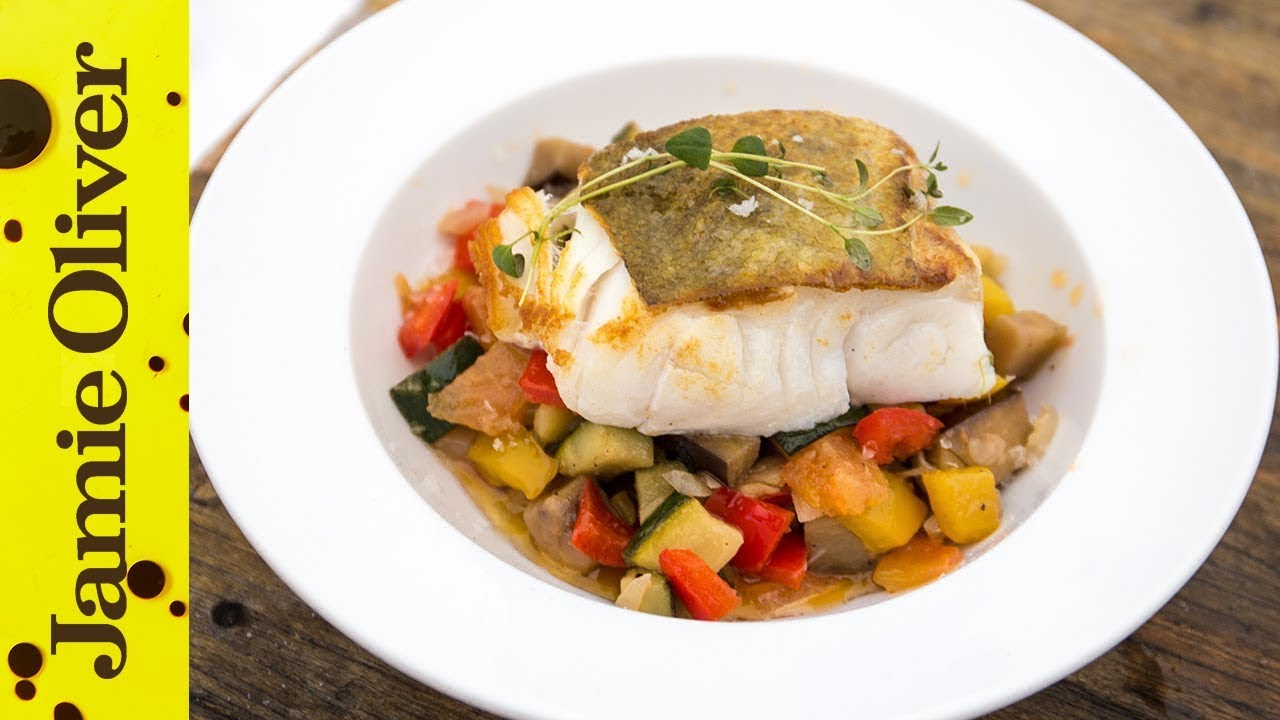 Panfried Cod And Ratatouille Bart S Fish Tales Youtube