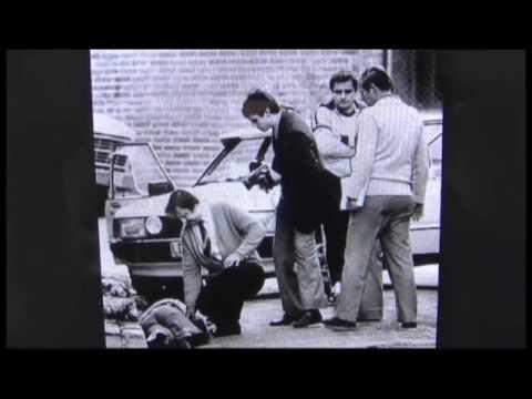 ROGER ROGERSON  Warren Lanfranchi 'murder' site