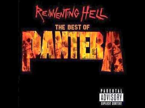 PANTERA Reinventing hell The Best of Pantera