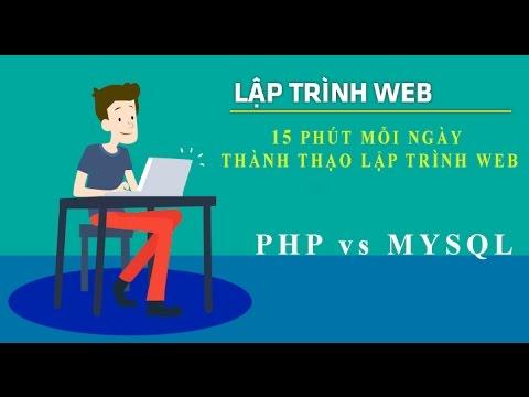 Định nghĩa hằng trong php và cách sử dụng hằng trong php - Bài 3.2
