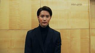 白石隼也が出演する舞台『悪魔と天使』の製作記者発表が行われました。 ...