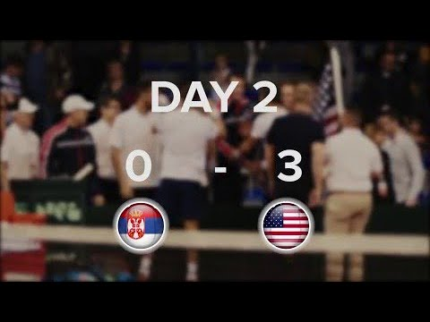 State of Play: Serbia 0-3 USA