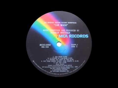Rose Royce - Car Wash (MCA Records 1976)