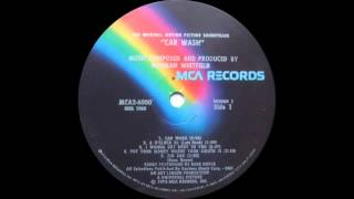 Rose Royce - Car Wash (MCA Records 1976)