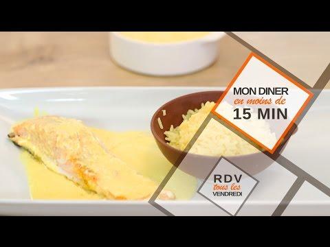 Saumon au miel et gingembre en moins de 15 minutes