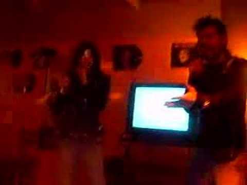 intento de karaoke