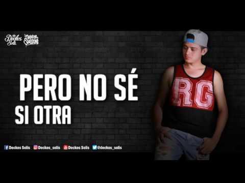 04.- Te Extraño tanto//Rap romantico -Deckos Solis (video con letra)