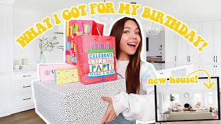 What I Got For My Birthday 2019! (OMG! I bought myself a new house!)