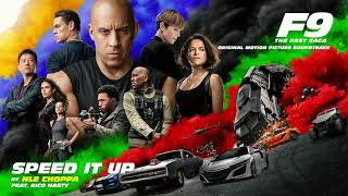 NLE Choppa - Speed It Up (feat. Rico Nasty) (Official Audio) [from F9 - The Fast Saga Soundtrack]