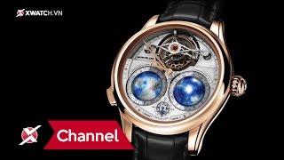 Siêu phẩm đồng hồ Tourbillon: Montblanc - Villeret Tourbillon Cylin...