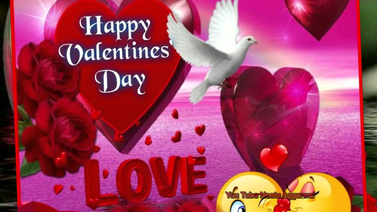 Happy Valentine S Day Greetings Wishes Message E Card