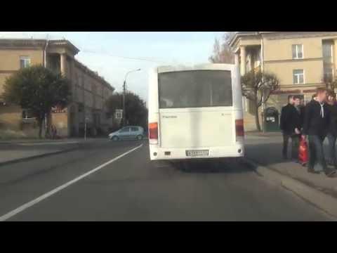 Как доехать от СПб, метро Московская до посёлка Лукаши, Автобус № 545