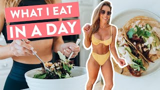 What I Eat in a Day // My Hypothyroidism Diet