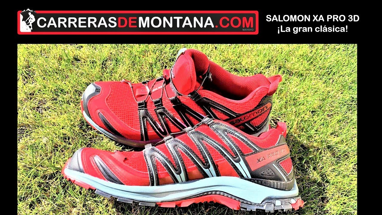 salomon speedcross 3 vs xa pro 3d trek