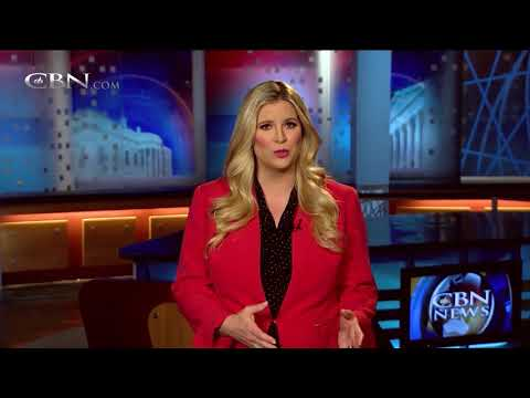 The 700 Club - Billy Graham Funeral Coverage