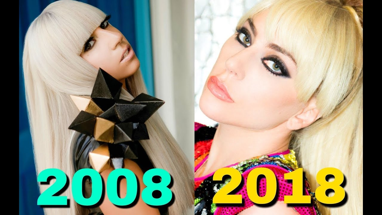 Make – up Lady Gaga – Step by Step