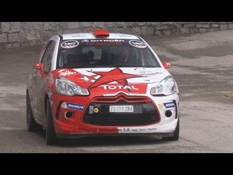 Citroën Racing Trophy Suisse DS3 R3T et R1 @ Rally Ronde del Ticino 2014