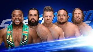 Smackdown Live 6-19-2018 summary