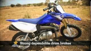 MXTV Mini Dirt Bikes - Yamaha TT-R50E Xmas Review