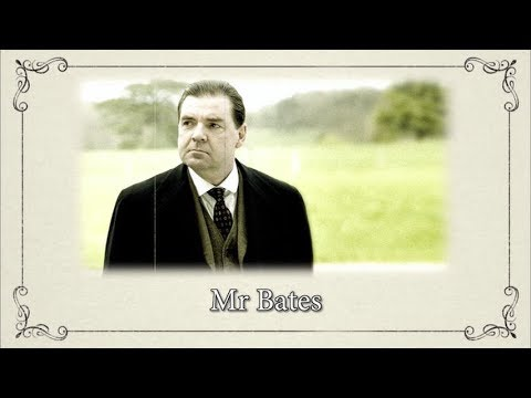 Character Documentaries: Mr. Bates  || Downton Abbey Special Features Bonus Video