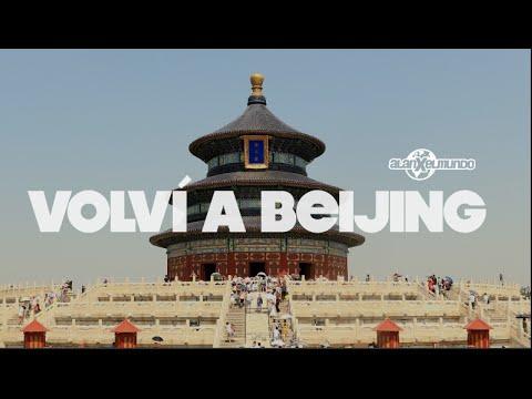 Volví a China! Beijing #1