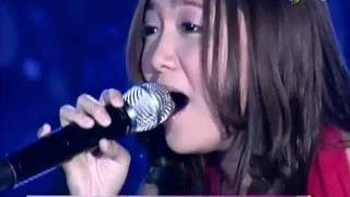 Charice — MJ Medley on Wowowee