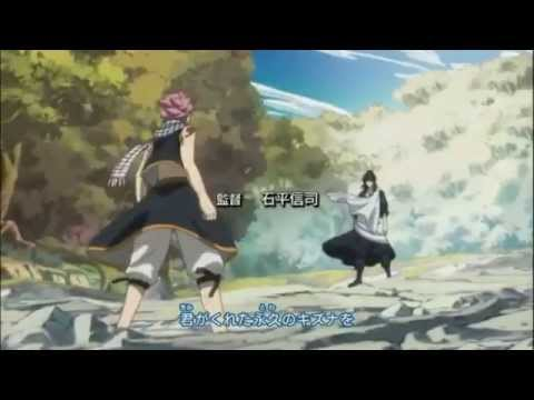 【mad】fairy Tail Opening「 Silhouette By Kana-boon 」