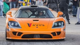 Dragtimes Top-10, 2014: Fastest Cars On 1/2 Mile (Part 2)