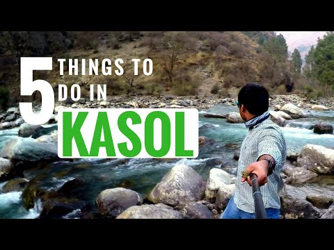 Thumbnail: 5 Things to do in Kasol | 2016 | Touring Travellers