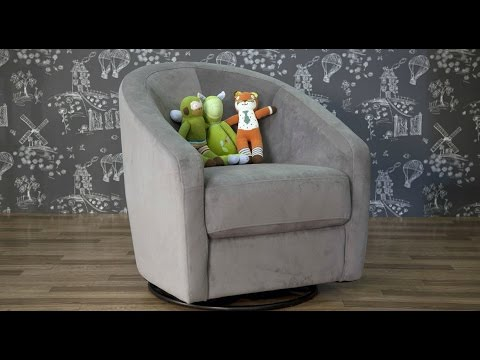 BABYLETTO Madison Swivel Glider Review | Best Nursery Glider