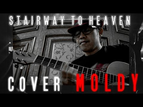 STAIRWAY TO HEAVEN COVER MOLDY