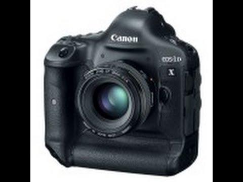 Canon EOS 1D X Full In-depth Review @Canonusa