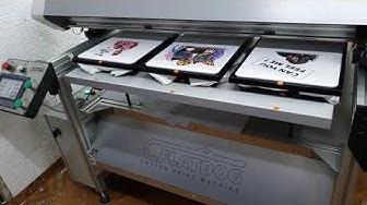 T-Shirt Printer  Директен печат на тениски,бодита,кройки ,DTG от Plovdiv Print Design, пе