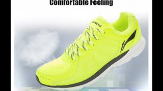 умные кроссовки xiaomi smart shoes li ning with bulit in xiaomi mi chips