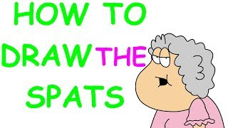 Toonstead | How to draw The Spats!