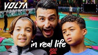 Straatvoetballen met Shane Kluivert & Rayane Bounida | TOUZANI TV #3