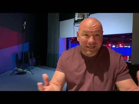 UFC president Dana White talks new facility, entrance into boxing