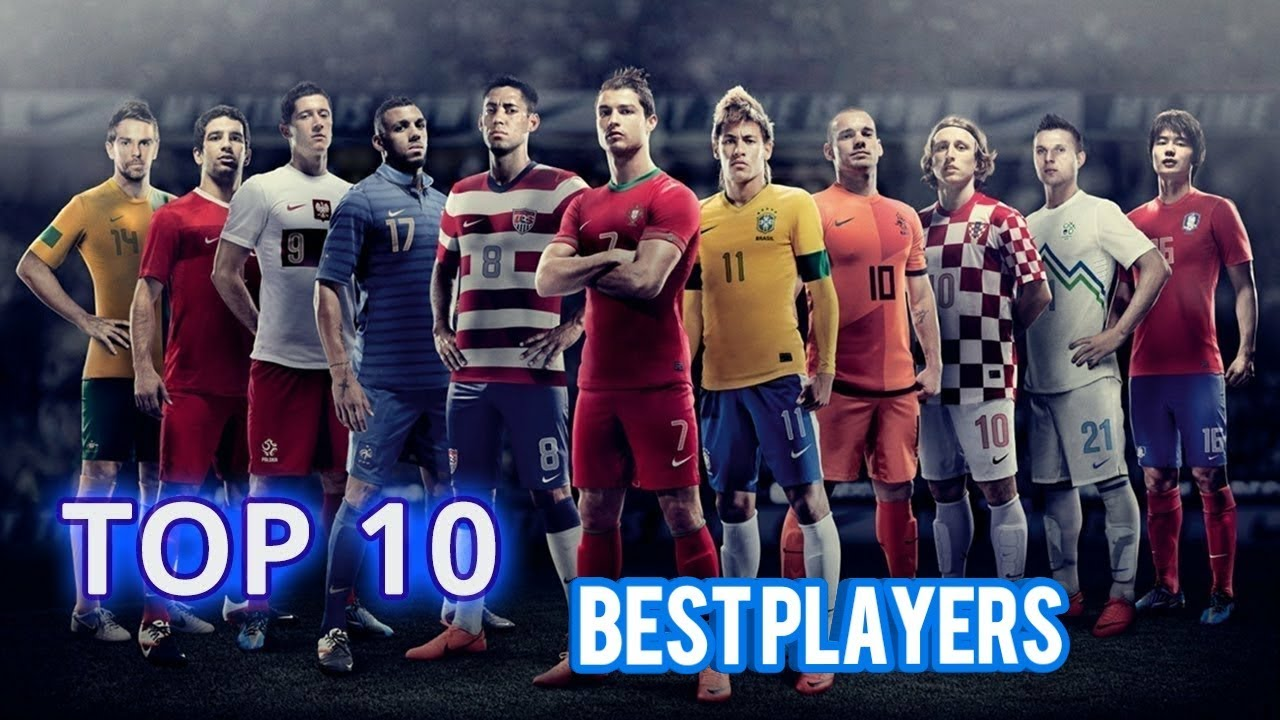 Who Is The Best Soccer Player In The World 2019 Top 10 Best Soccer Players 2018 2019   YouTube