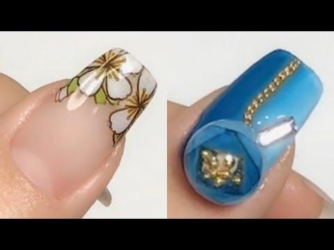 The Best Nail Art Designs Compilation #108 - Nail Art Design Tutorial thumbnail